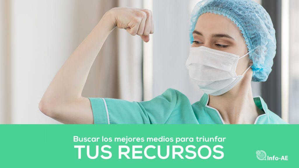 Recursos Auxiliar De Enfermeria