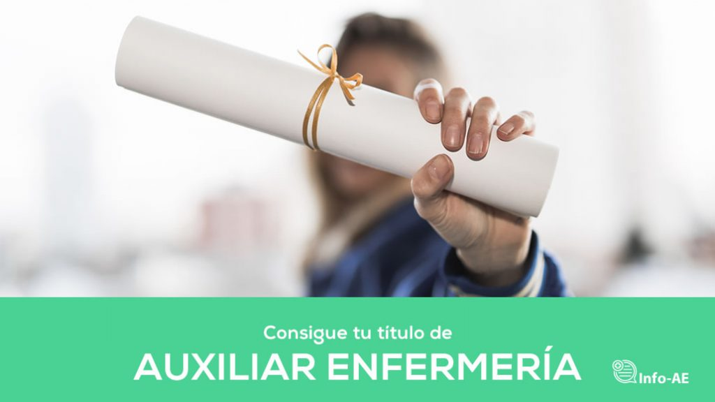Titulo De Auxiliar De Enfermeria