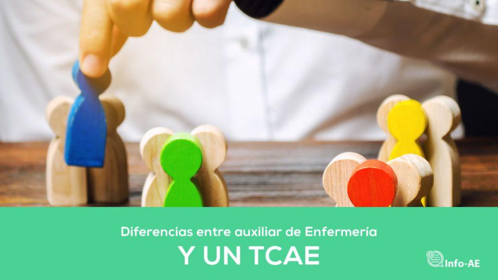 Diferencias Entre Auxiliar De Enfermeria Y Tcae